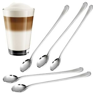12 longdrinkl ffel 19 5cm joghurtl ffel latte macchiato. Black Bedroom Furniture Sets. Home Design Ideas