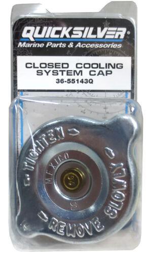 36-55143Q Genuine MerCruiser Closed Cooling System Cap