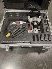 Tri Tool 304 Tube Squaring Facing Machine Kit Tool Bits Saddle Sets Case Tritool