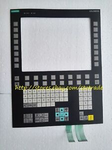 NEW SIEMENS Membrane Keypad OP012T 6FC5203-0AF06-1AA0 SINUMERIK OP012T #HD20 YD