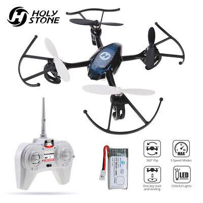 Holy Stone HS170 Predator Mini RC Drone Headless Mode Wind-resistant f. Beginner
