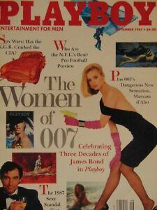 Playboy-September-1987-Bond-Girls-Gwen-Hajek-2459