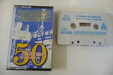 K7 AUDIO TAPE CASSETTE ALAIN BARRIERE ANNIE CORDY TRENET TINO ROSSI LINA MARGY