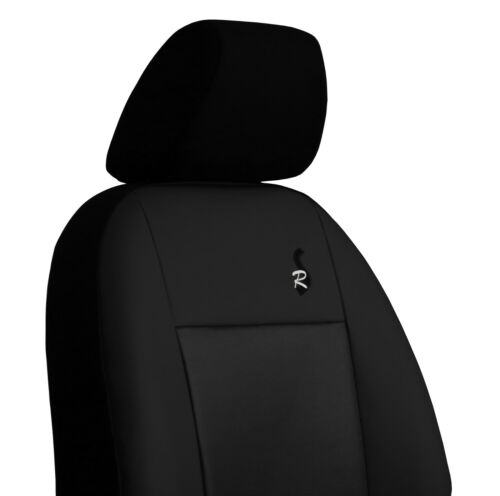 VAUXHALL VIVARO 2010 2011 2012 2013 2014 ARTIFICIAL LEATHER TAILORED SEAT COVERS