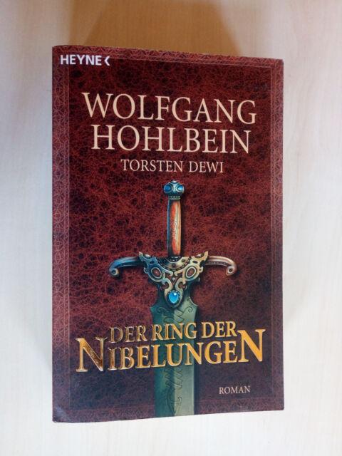 Der Ring der Nibelungen - Wolfgang Hohlbein (ungelesen mit kleinen Lagermängeln)