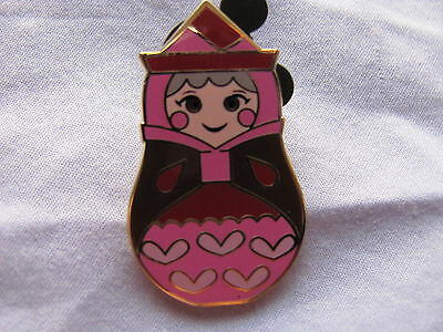 Disney Trading Pins 101913: Nesting Dolls Mini Pin Pack - Flora Only