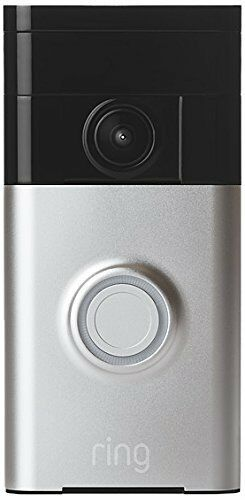 Ring Video Doorbell With Chime Wi Fi Enabled Smartphone Compatible Ebay