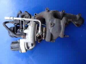Turbolader VAG 1,4 TSI 90kw 122Ps / 92kw 125Ps 1.4 Liter 1390ccm MHI