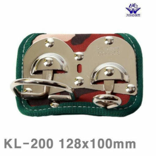 Kaya KL-200 Hammer Multi Tool Holder 2 Pockets Hanger Swivel Case Carying/_IA