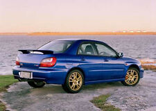 Subaru Impreza WRX Factory W/Clear LIGHT Rear Spoiler / Wing 02-07 DAR FG-043