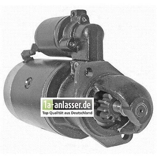 BOSCH 0001362304 MADE IN GERMANY ANLASSER HATZ NEU