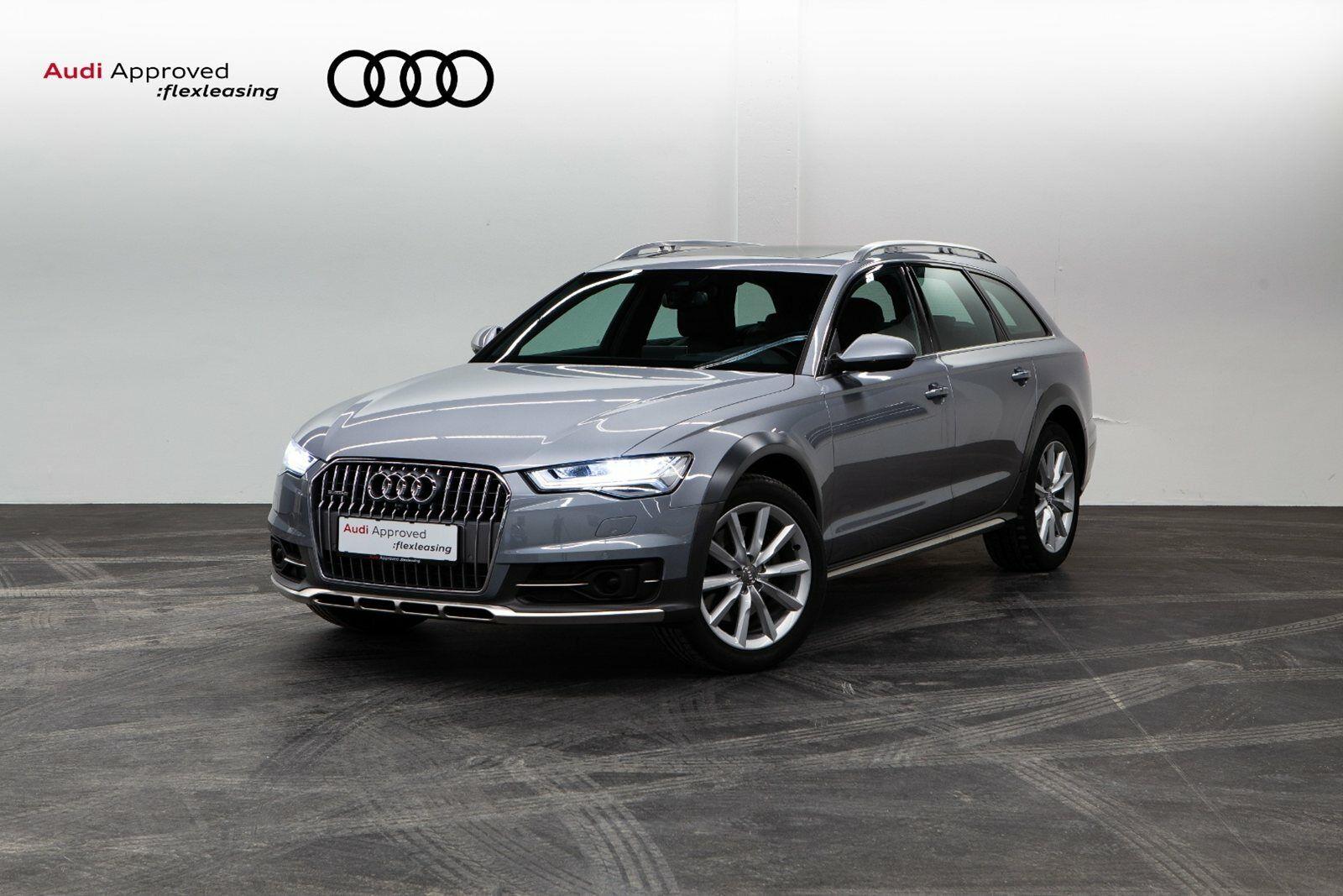 Audi A6 allroad 3,0 TDi 272 quattro S-tr. 5d - 3.923 kr.