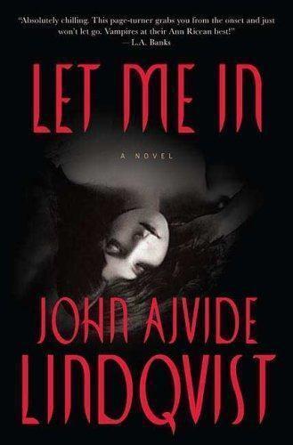 You Let Me In Novel