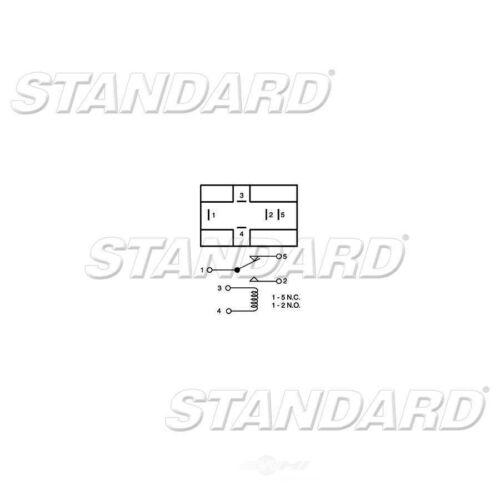 HVAC Blower Motor Cutout Relay-Relay Standard RY-23