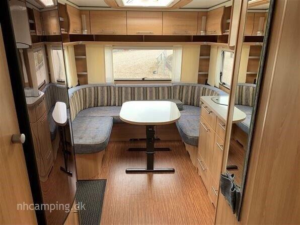 T.E.C. Travel King 710 TK, 2010, kg egenvægt 1611