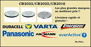 Piles-boutons-lithium-CR2032-CR2025-CR2016-Varta-Duracell-Panasonic-Energizer