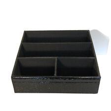Black Desk Top File Organizer