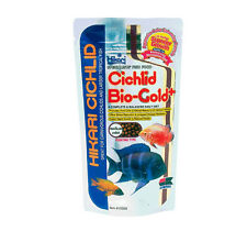 Hikari Cichlid Bio-Gold+ |250gm|Cichlid Food|Medium Pellet|Floating Type| #15328