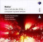 Mahler: Das Lied von der Erde - Composer's Piano Version (CD, Jun-2010, Apex (UK))