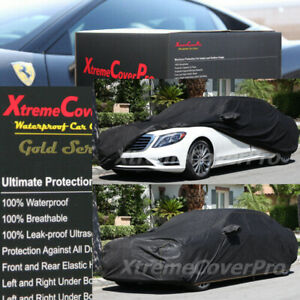 2016 2017 MERCEDES-BENZ S550 S600 SEDAN BREATHABLE CAR COVER W//MIRROR POCKET