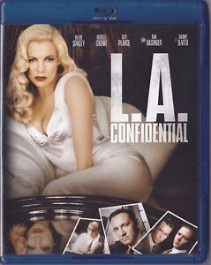 Blu-Ray-L-A-Confidential-LA-SPACEY-CROWE-PEARCE-BASINGER-OSCAR-RARO-ITALIANO