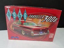 Moebius Models 1956 Chrysler 300 1:25 Scale Model Kit - MK1207 Sealed