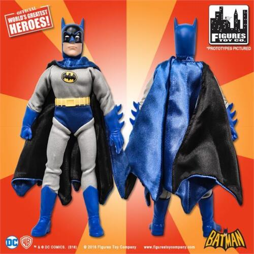 SUPER FRIENDS SERIES 3 ; BATMAN ; 8 INCH ACTION FIGURE MOSC NEW