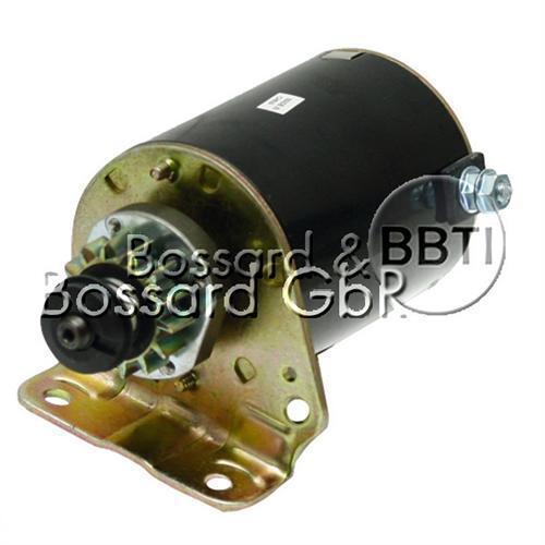 Anlasser Starter ersetzt Briggs & Stratton 693551 593934 Metallritzel 14 Zähne