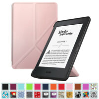 Origami Pu Leather Case Cover Stand For All-new Amazon Kindle Paperwhite 2015/14