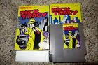 Dick Tracy (Nintendo Entertainment System NES, 1990) Complete in Box GOOD H