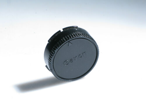 Original Canon Objektivdeckel Rückdeckel Objektivrückdeckel Canon FD gebraucht