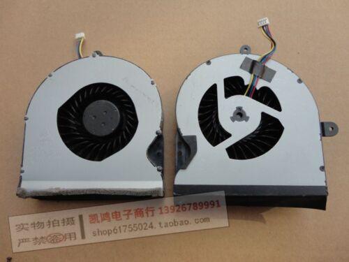 Asus ROG G751 Gpu fan KSB0612HBA03 12V 0.40A 13NB06F1P11011 G751JT G751JZ  G751J