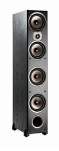 Polk 70 Series II Floor Standing Speakers - Black