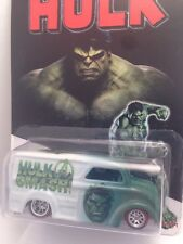 Dairy Delivery The Incredible Hulk Custom Hot Wheels W/ Real Riders