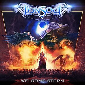 LIONSOUL-Welcome-Storm-CD-2017-Power-Metal-NEU