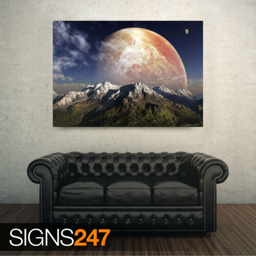 3058 Space Photo Picture Poster Print Art A0 A1 A2 A3 A4 SERENITY