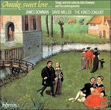 Awake, sweet love... Songs and lute solos by John Dowland and his contemporarie