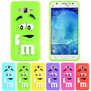 3D-Cute-Rubber-Silicone-Case-For-Samsung-Galaxy-J1-J5-J7-Soft-Back-Skin-Cover