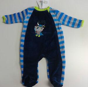 50-56  62-68 74-80  86-92 98-104 Steiff Strumpfhose  Ringel blau gr