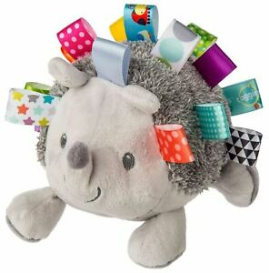 Taggies-HEATHER-HEDGEHOG-SOFT-TOY-Baby-Comforter-Soft-Toys-Activities-BN