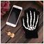 1 Pair Skull Gloves Skeleton Winter Cycling Gloves for Hallowen