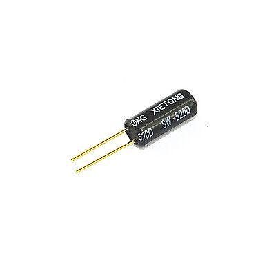 20pcs Golden SW-520D Ball switch Angle switch Tilt Switch Sensor HIZIMAA!