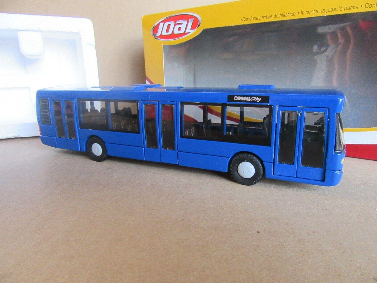 651I Joal 155 Scania Omnicity Bus blue 1 50