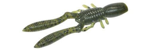 "Megabass Bottle Shrimp 4/""  Japanese-Made Soft Plastic Finesse Fishing Lure"