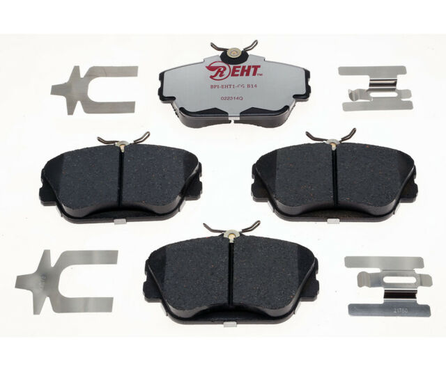 Disc Brake Pad Set-SHO Front Raybestos EHT598H