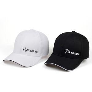 Lexus Side Logo Cap Baseball Stylish Hat Car Adults Golf Leisure ... f44ab238075
