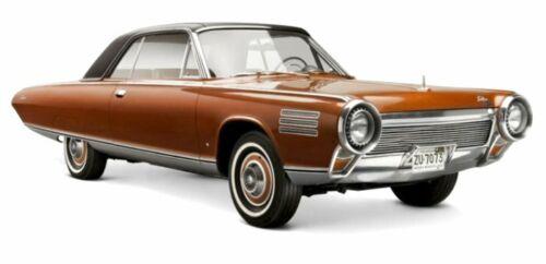 coppermetallic Lucky Die Cast 1:18 1963 CHRYSLER Turbine