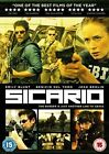 Sicario DVD R2 PAL Emily Blunt Josh Brolin 2016 Watched Once