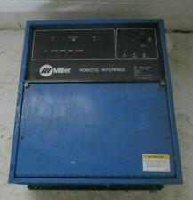Miller Model 042666 15v Robatic Welder Interface Control Free Shipping