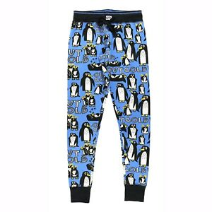 LazyOne Mens Out Cold PJ Trousers Adult